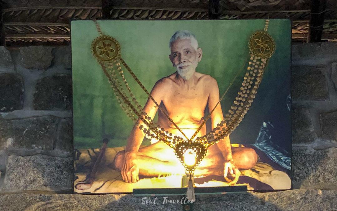 Reisetagebuch Indien: Auf den Spuren der großen Heiligen und Meister